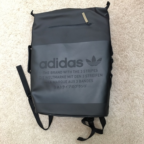 Adidas Originals NMD BP Day Black Backpack BR9101 NWT